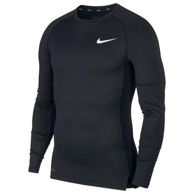 Tricouri cu Maneca Lunga Nike Pro Core pentru Barbati