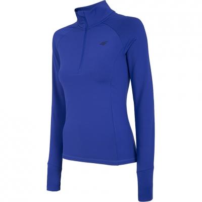 Bluze trening 's 4F cobalt H4Z20 BIDD038 36S pentru Femei