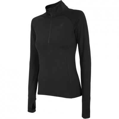 Bluze trening 's 4F deep black H4Z20 BIDD038 20S pentru Femei