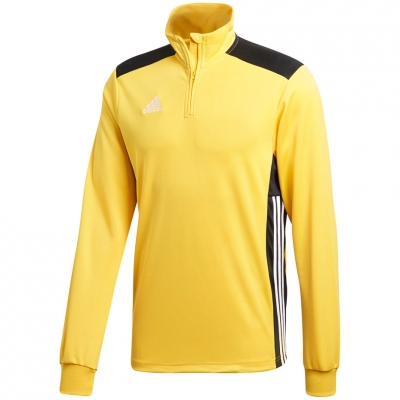Bluze trening adidas Regista 18 Training yellow CZ8648 adidas teamwear