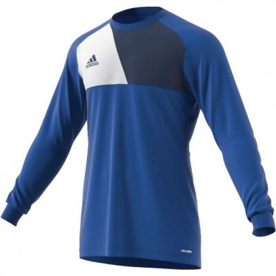 Portar blouse adidas Assita 17 GK blue AZ5399 adidas teamwear