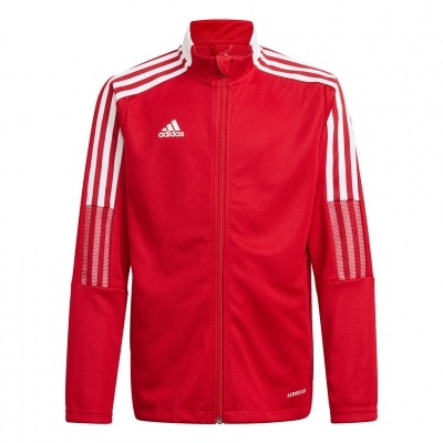 Bluze trening for adidas Tiro 21 Track red GM7312 pentru Copil adidas teamwear
