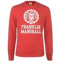 Bluze trening Franklin and Marshall Stamp Logo