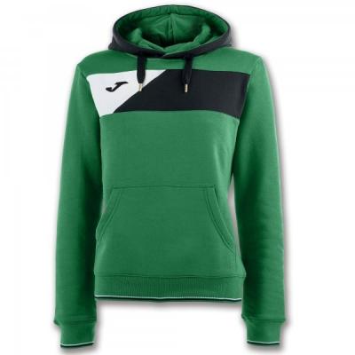 Jachete Hooded Crew Ii Green pentru Femei Joma