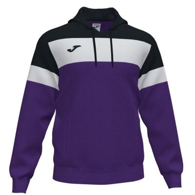 Bluze trening Hanorace Crew Iv Purple-black Joma