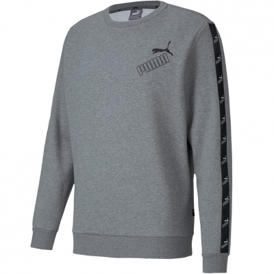 Bluze trening Hanorace Men's Puma Rebel FZ FL gray 583513 03