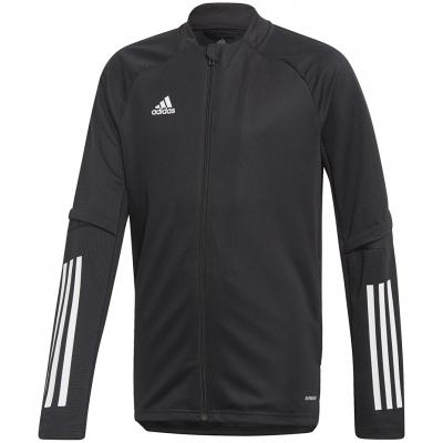 Bluze trening Jachete Adidas Condivo 20 Training Y for black FS7096 pentru Copil adidas teamwear