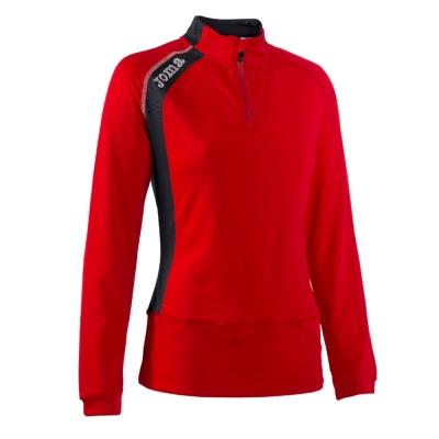 Bluze trening 1/2 Zipper Elite V Red Joma