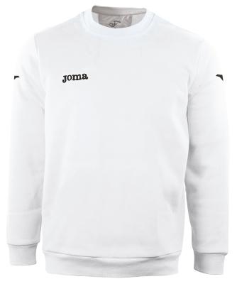 Bluze trening Polyfleece 235gr Combi White Joma