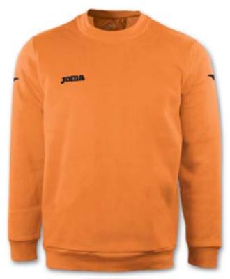 Bluze trening Polyfleece Cairo Orange Fluor Joma
