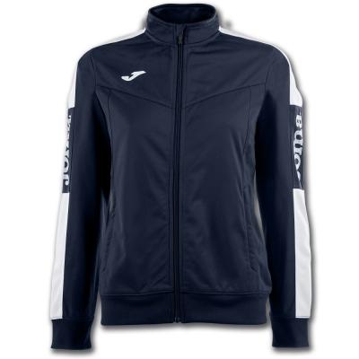 Bluze trening Champion Iv Navy-white pentru Femei Joma