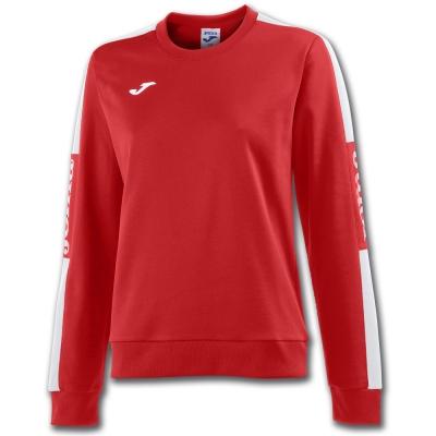 Bluze trening Champion Iv Red-white pentru Femei Joma
