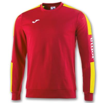 Bluze trening Champion Iv Red-yellow Joma