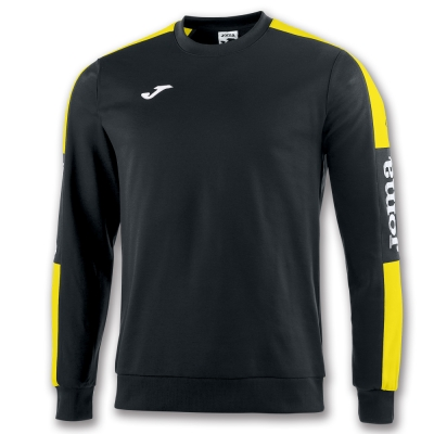 Bluze trening Champion Iv Black-yellow Joma