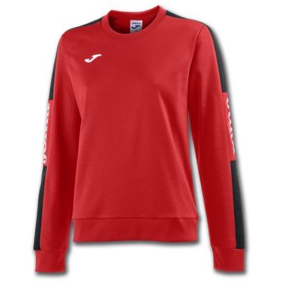 Bluze trening Champion Iv Red-black pentru Femei Joma
