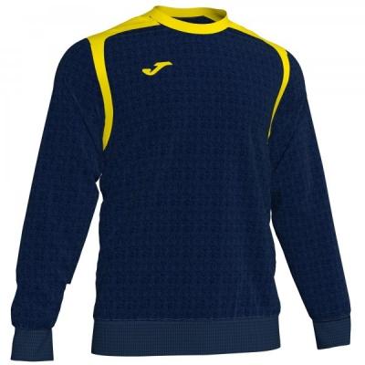 Bluze trening Championship V Dark Navy-yellow Joma