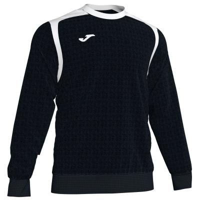 Bluze trening Championship V Black-white Joma