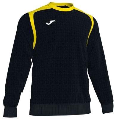 Bluze trening Championship V Black-yellow Joma