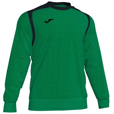 Bluze trening Championship V Green-black Joma