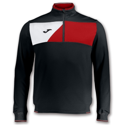 Jachete Crew Ii Black-red Joma