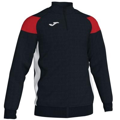 Bluze trening Crew Iii Black-red-white Joma