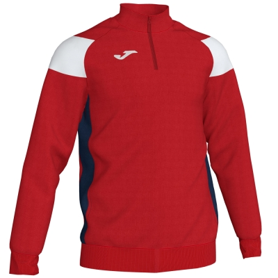 Bluze trening Crew Iii Red-white-dark Navy Joma