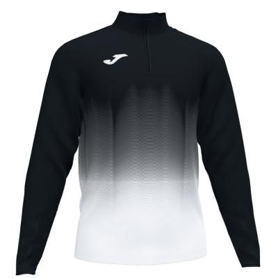 Bluze trening Elite Vii Black-white-gray Joma