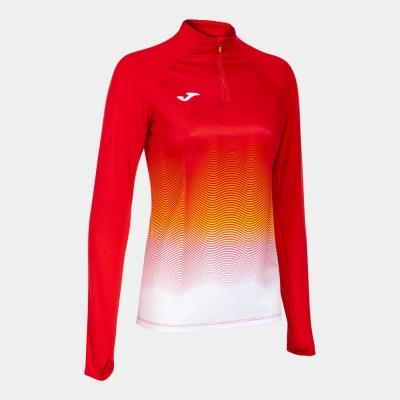 Bluze trening Elite Vii Red-white-yellow Joma