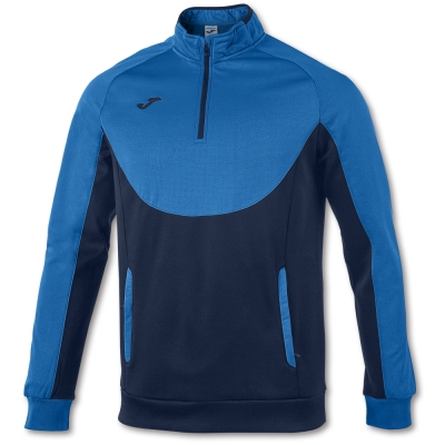 Bluze trening Essential 1/2 Zipper Royal-navy Joma