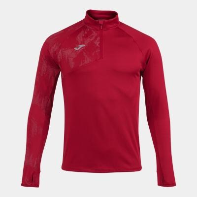 Bluze trening RacO 1/2 Zipper Burgundy Joma