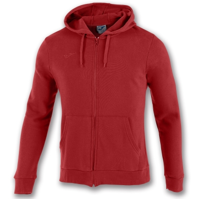 Bluze trening Zipper Combi Cotton Red Joma