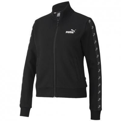 Jachete Puma 's Amplified Track FL black 583622 01 pentru Femei