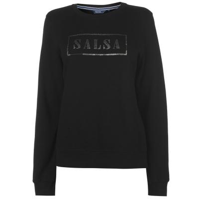 Bluze trening Salsa Salsa Logo pentru femei