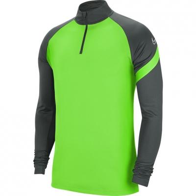 Bluza męska Nike Dry Academy Dril Top zielono-szara BV6916 398