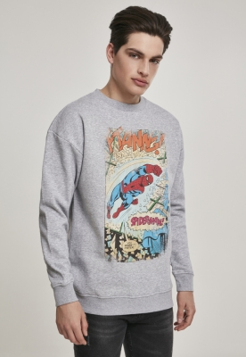 Spiderman Ftanng Crewneck Merchcode