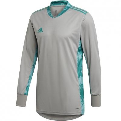 Adidas AdiPro 20 Portar Jersey Longsleeve Portar Jersey Gray FI4196 adidas teamwear