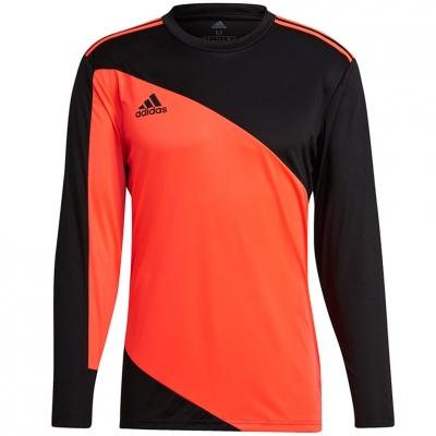 Adidas Squadra 21 Portar Jersey men's jersey orange-black GK9805 adidas teamwear