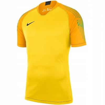 Men's Portar jersey Nike M Gardien II GK JSY SS yellow 894512 719