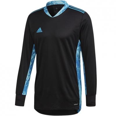 Portar Adidas adiPro 20 Portar Jersey Longsleeve black FI4193 adidas teamwear