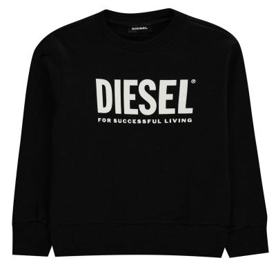 Bluze trening Diesel Core Logo