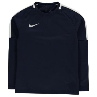 Bluza de trening Nike Academy Crew de baieti Junior