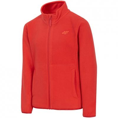 Bluze Boy's 4F red HJZ20 JPLM001A 62S