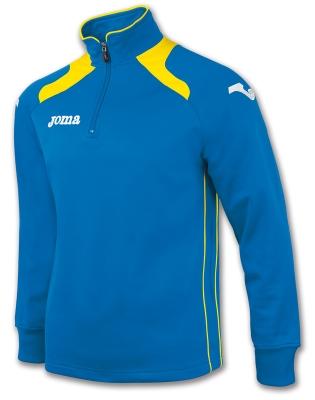 Bluze trening Champion Ii Man Zipped Yellow Joma
