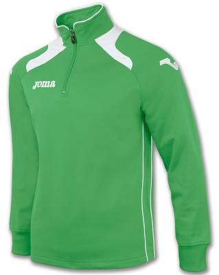 Bluze trening Cremall Champion Ii Man Green Joma