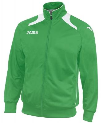 Jachete Poly-tricot Champion Ii Green-white Joma