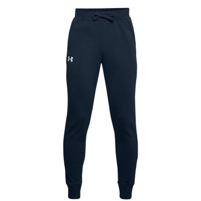 Bluze Pantaloni Under Armour Logo Jogging de baieti Junior