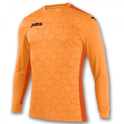 Tricou Portar Derby Ii Orange L/s Joma
