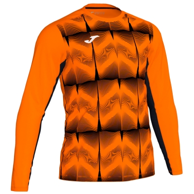 Tricou Derby Iv Portar Orange L/s Joma