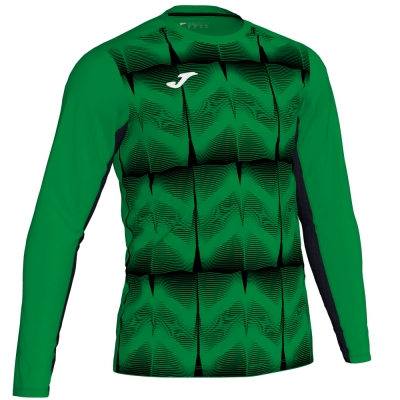 Tricou Derby Iv Portar Green L/s Joma