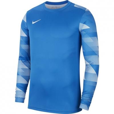 Tricou Nike Dry Park IV JSY LS GK Blue Portar CJ6066 463